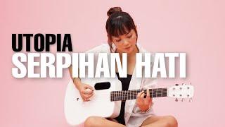 Download Mp3 Serpihan Hati Utopia   Lirik   Tami Aulia Cover
