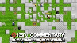IGN Plays Bombermine - The Bomberman MMO
