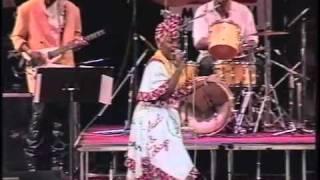 "G.B.T.V. CultureShare ARCHIVES 1994:  NATASHA WILSON  ""Unite Caribbean People"""