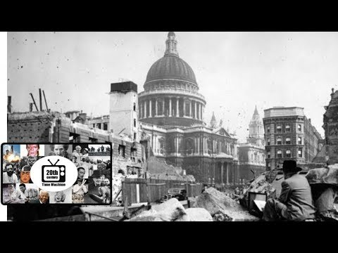 Listen to Britain: A Depiction of Life in England During WWII - Poetic Propaganda Film (1942)