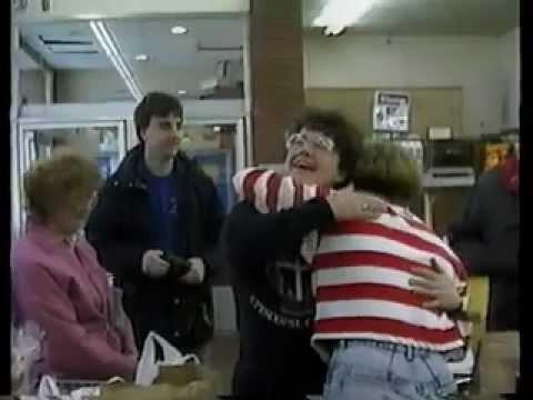Stans Market Shopping Spree Livonia Michigan 1989