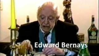 Edward Bernays on Propaganda and Public Relations