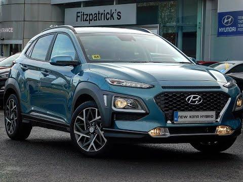 2020 Hyundai Kona Hybrid DCT for Ireland-- Brian Doolan at Fitzpatrick's Garage Kildare