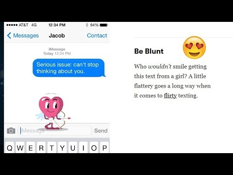 15 Flirty Text Messages Ideas L Texts Your Crush