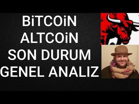 Bitcoin ve altcoin genel analiz #bitcoin #Altcoin
