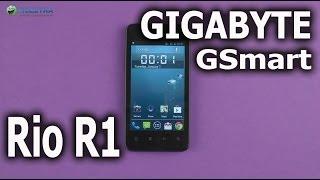 Розпакування Gigabyte GSmart Rio R1 Black