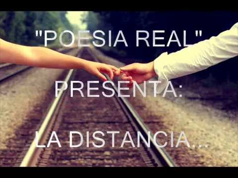 Poemas De Amor Frases Sentimentales La Distancia 2015 Youtube