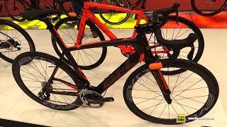 2017 BH Bicycles G6 Ultegra Di2 Road Bike - Walkaround - 2016 Eurobike