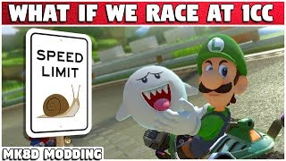 What If We Race at 1 CC?!?! | Mario Kart 8 Deluxe Modding
