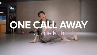 One Call Away - Charlie Puth / Bongyoung Park Choreography