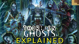 THIR13EN GHOSTS (2001) Ending + Ghosts Explained