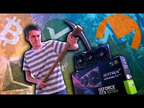 Nvidia's Mining Savior?!? - GTX 1070 Ti