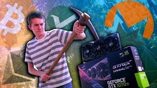 Nvidia's Mining Savior?!? - GTX 1070 Ti Video