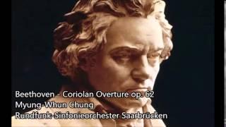 Beethoven - Coriolan Overture op. 62 (audio)