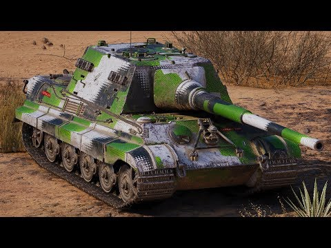 World of Tanks Jagdtiger - 6 Kills 9,4K Damage thumbnail