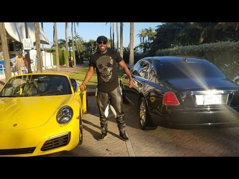 Chris Gayle 125 Car Imported Car Collection |5 Lamborghini |4 Ferrai|