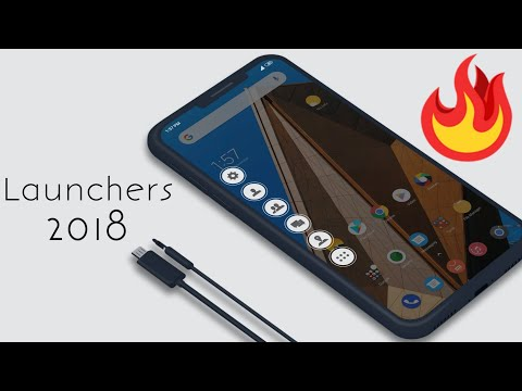 Top 5 Best Android Launchers (November) 2019