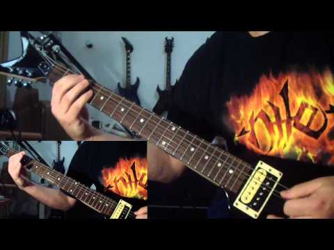 Misery Index - The Calling (guitar Cover)