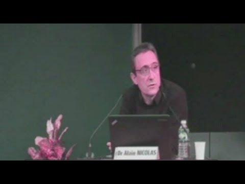 Les troubles du rythme veille-sommeil, Dr A. Nicolas, conf. sommeil et travail à horaires atypiques