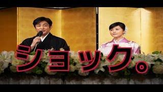 9月28日、帝国ホテルで豪華に行われた 藤原紀香さんと片岡愛之助さんの...