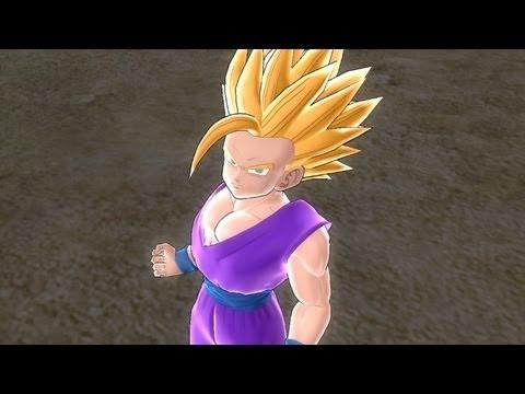 Dragonball Raging Blast 2: Teen Gohan's Galaxy Mode