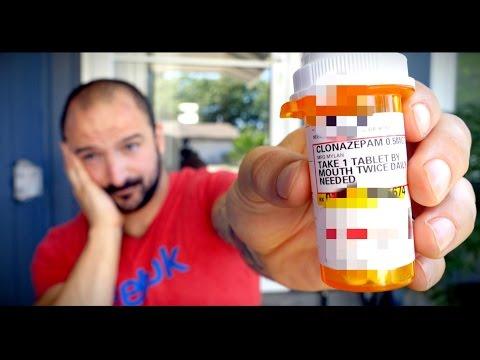LIFE UPDATE:  I Might Be Addicted To Benzos (KLONOPIN)