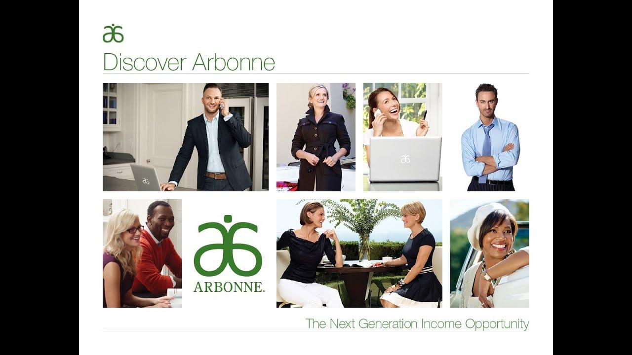 Arbonne Business Opportunity 20 min - DM Danielle Maddalena