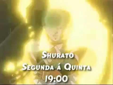 Chamada Shurato Manchete Remasterizada!!!