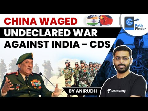 "What is Raisina Dialogue? CDS says China waged ""Undeclared War"" on India through Cyberattacks"