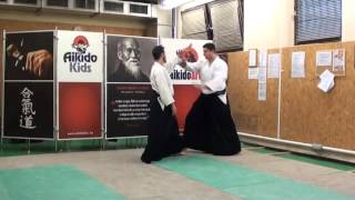 yokomen uchi koshinage