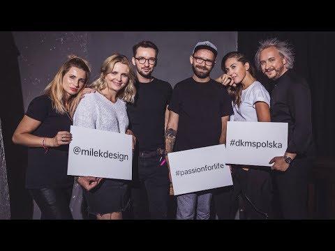 Passionforlife Charytatywnie Dla Dkms Milek Design Youtube