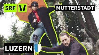 Ist Luzern die beste Stadt der Schweiz?   Mutterstadt   SRF Virus