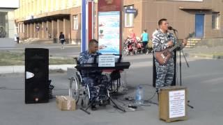 Красивая песня про чечню в Нефтеюганске.(, 2013-07-31T16:00:51.000Z)