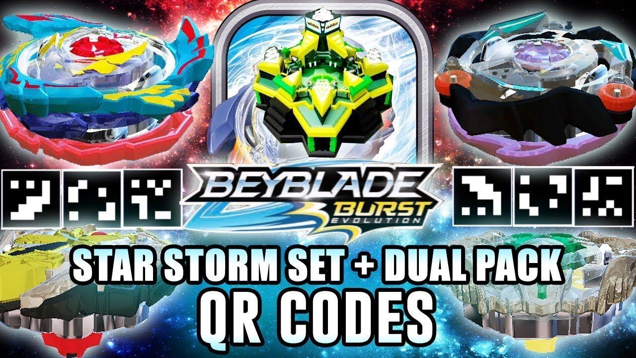 Qr Codes Satomb Genesis Valtryek Star Storm Arena E X2y2