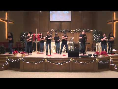 ALFC Youth Drama Christmas Skit 2014