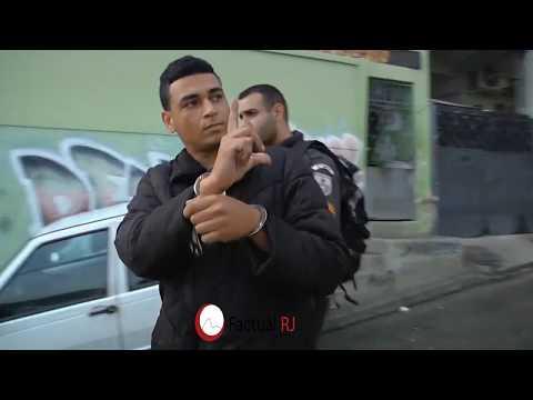 Chefe do tráfico é preso em operação no Morro do Urubu