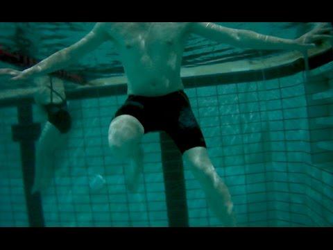 Swimming Basics: Treading Water