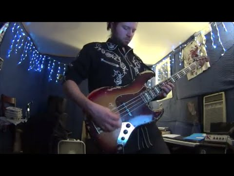 Shooting Holes - Twin Shadow   BASS COVER