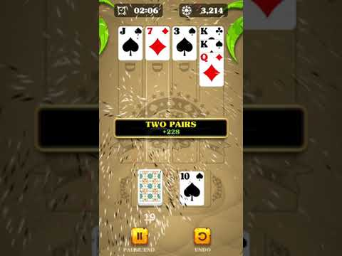 Best Solitaire Game For Android 2019 (5-Card Solitaire)