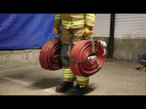 Firefighter Recruitment Tests | Equipment Carry