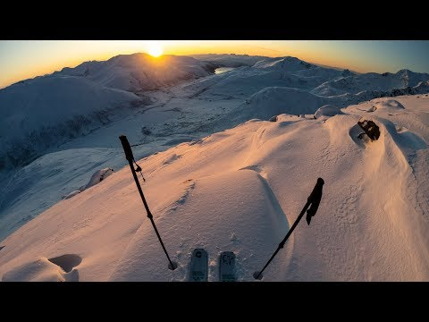 """Better than Japan"" – Skiing the snowiest November in history with the world champ"