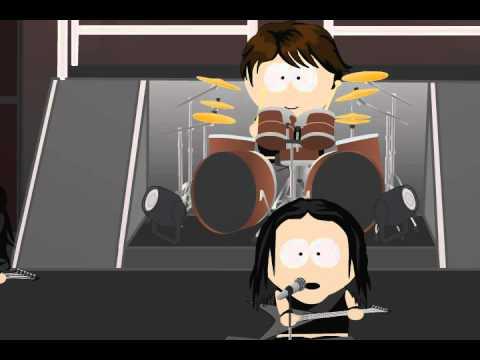 Bullet for my Valentine - Fever (South Park) Sky-tech Studio