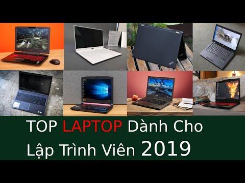 Top 10 Những Chiếc Laptop Sử Dụng Cho Lập Trình Viên Năm 2019