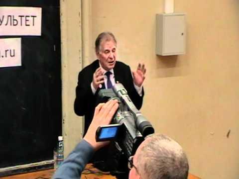 Alferov Zores - Russian Nobel Prize Winner