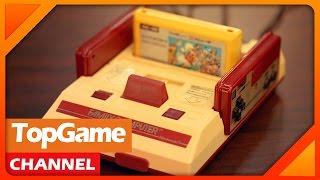 [Topgame] Top 8 máy chơi game HUYỀN THOẠI của game thủ Việt Nam