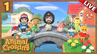 Come join The Boys for a relaxing time on our newfound island, Fragington!