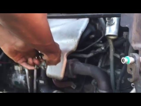 Junkyard Turbo Hunting