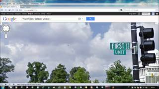 UFO caught over the White House on Google Map 2015 Free HD Video