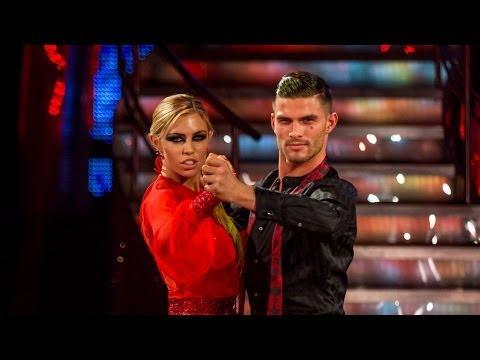 Abbey Clancy & Aljaz Tango to 'Spectrum' - Strictly Come Dancing: 2013 - BBC One
