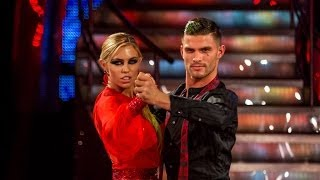 Abbey Clancy & Aljaz Tango to 'Spectrum' - Strictly Come Dancing: 2013 - BBC One